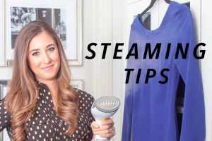 5 Important Tips for Steam Cleaning Your Clothes